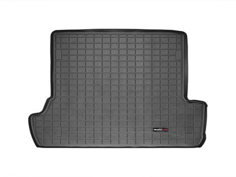 (2013-2016 Toyota 4Runner WeatherTech Cargo Liner (Black) [For Models Equipped With 3rd Row Seating] No slide out tray )