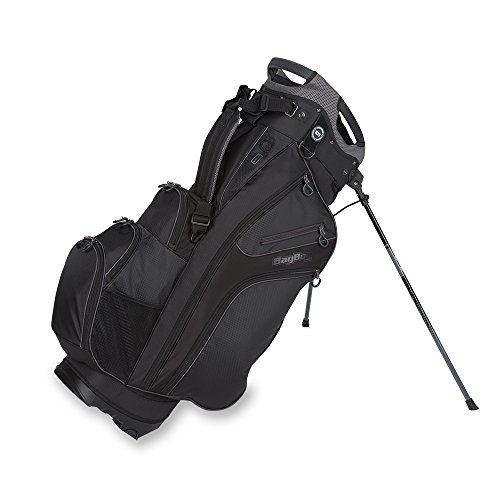 Bag Boy Chiller Hybrid Stand Bag Black/Charcoal Chiller Hybrid Stand Bag