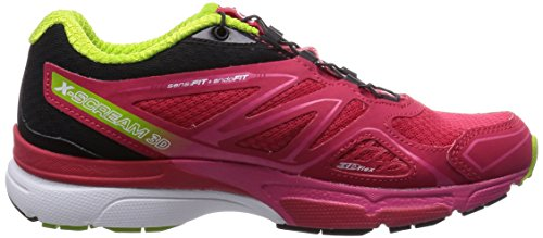Shoes Running Salomon Black Granny Womens Green Pink Lotus Scream 3D X XIPfX