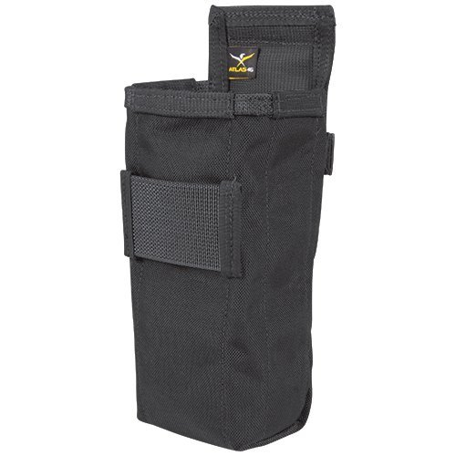 Atlas 46 AIMS Vertical Fastener Pouch Black | Work, Utility, Construction, Tactical, and Contractor