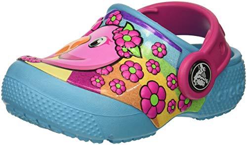 Crocs Kids Fun Lab Girls Graphic Clog