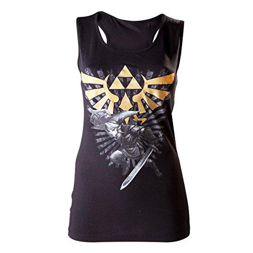 Official Womens Legend Zelda T Shirt