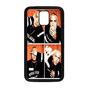 Unique Phone Case Design 1Famous Singer eminem- For Samsung Galaxy S5