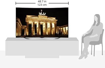 LG 55UC970V - LED 55 Curvo 4K 3D: Amazon.es: Electrónica