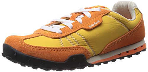 Timberland Ek Greeley Low - Zapatillas Mujer Naranja / Amarillo