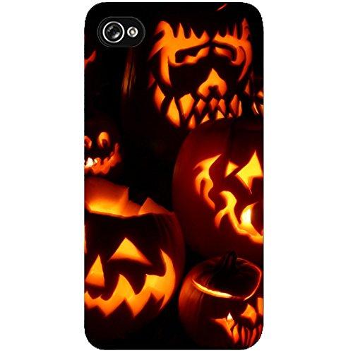 Coque Apple Iphone 4-4s - Halloween