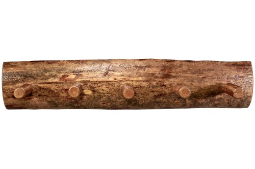 Montana Woodworks MWGCCR5 Glacier Country Collection Coat Rack, - Mountain Rocky Log Furniture