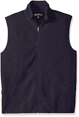 J.Crew Mercantile Men's Sweater-Fleece Vest, Marled for sale  Delivered anywhere in USA