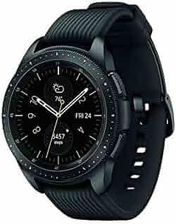 Samsung Galaxy Watch (42mm) Midnight Black (Bluetooth), SM-R815NZSCXAR (Renewed)