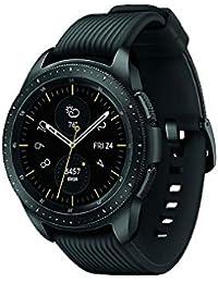 Galaxy Watch (42mm) Midnight Black (Bluetooth), SM-R815NZSCXAR (Renewed)