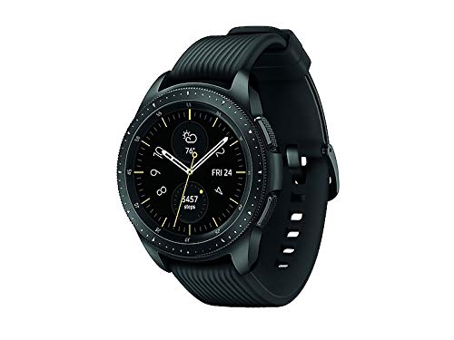 Samsung Galaxy Watch (42mm) Midnight Black (Bluetooth), SM-R815NZSCXAR (Refurbished)