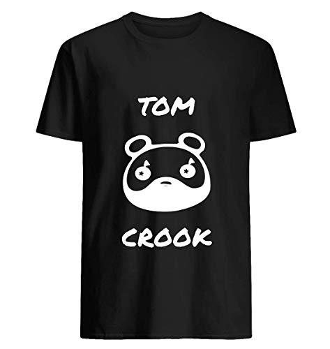 Tom Crook - White - Tshirt Hoodie for Men Women Unisex ()