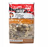 PECAN WOOD CHIPS 2LB (Pkg of 5)