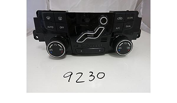 Details about  /14 Hyundai Sonata Climate Control Panel Temperature Unit A//C Heater