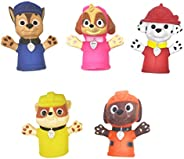 Nickelodeon Paw Patrol Bath Finger Puppets