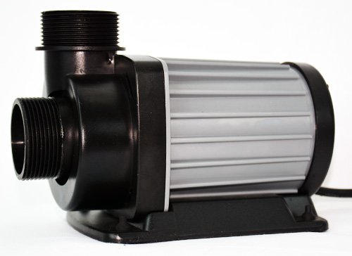 Jebao immersible submerged DC Series pump DC12000 for 150,155,180 Gallon Tank by Jebao