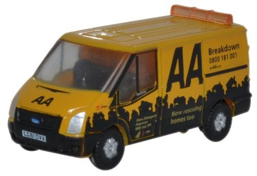 Oxford Diecast Ford Transit AA NFT016 by Oxford Diecast