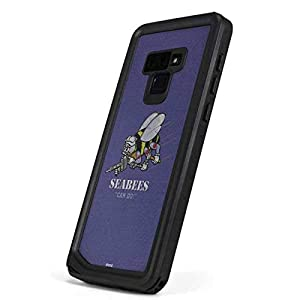 Skinit US Navy Galaxy Note 9 Waterproof Case - Seabees Can Do Design - Sweat-Proof, Snow-Proof, Dirt-Proof, Dust-Proof Phone Cover by Skinit