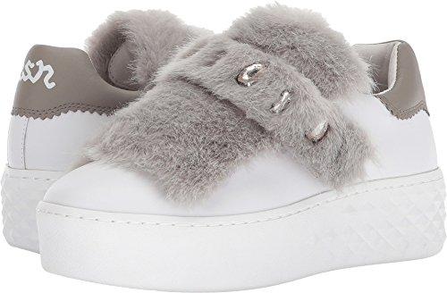 Ash Women Footwear (Ash Women's DJIN White/Flanelle 36 M EU)