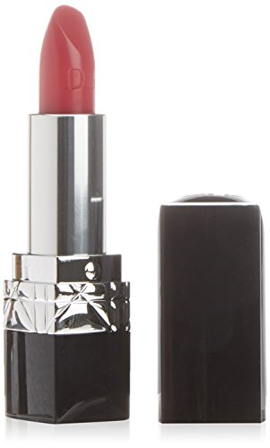 - Christian Dior Rouge Colour Voluptuous Care Lipstick, 766 Rose Harpers, 0.12 Ounce