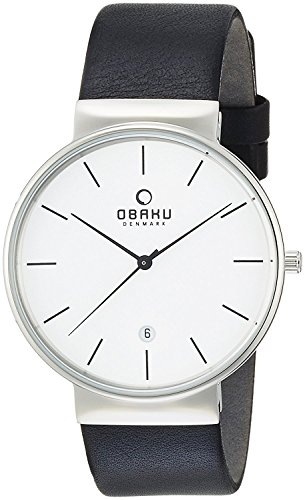 OBAKU watch 3 hands V153GDCIRB Men's [regular imported goods]
