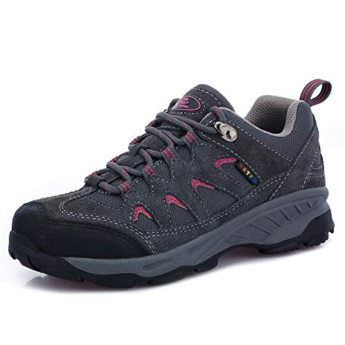 Image of TFO Hiking Shoes for Women California Breathable Low Trail Running Shoes for Hiker Runner