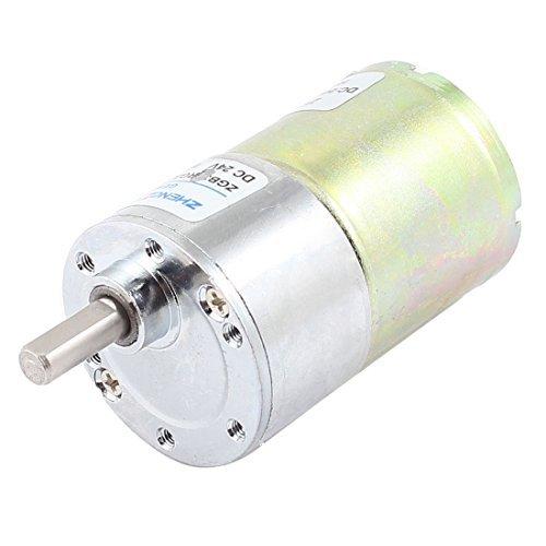DC 24V 0.33A 37mm Dia vitesse magnétique Geared Motor Box 1000 RPM by eDealMax (Image #2)