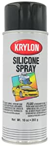 10 Oz Clear All Purpose Silicone Spray 1360