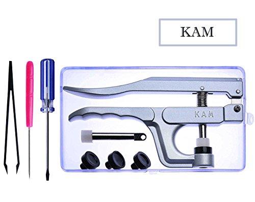 KAM Snaps Starter Kit 360 Set Size 20 with KAM Pliers - Buy