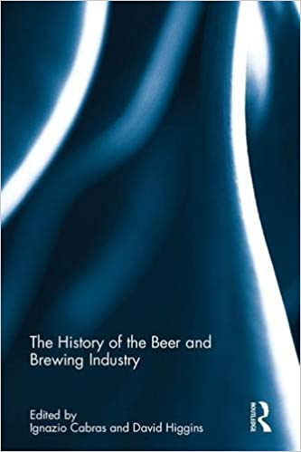 Book The History of the Beer and Brewing Industry