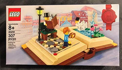 - LEGO 40291 Creative Storybook Set (307 Pieces) (Hans Christian Anderson)