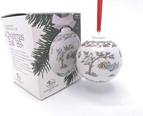 Kugel 2019 Neu OVP Porzellankugel Hutschenreuther Weihnachtskugel
