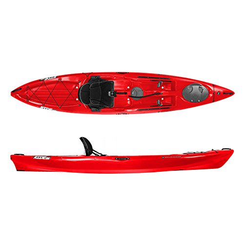 Wilderness systems ride 135 kayak kayaks and accessories for Wilderness fishing kayak