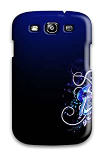 Best Premium Butterfly Back Cover Snap On Case For Galaxy S3