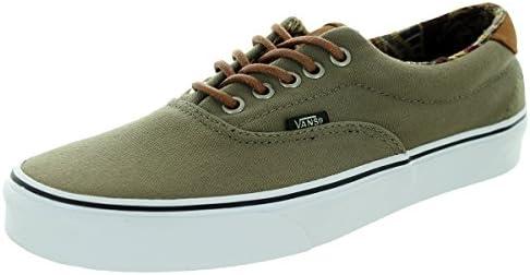 f3200c278fd515 Vans Men Walnut GeoWeave Era 85 Shoes - 8 UK  Buy Online at Low Prices in  India - Amazon.in