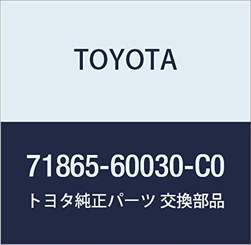 TOYOTA 71865-60030-C0 Seat Cover Bezel