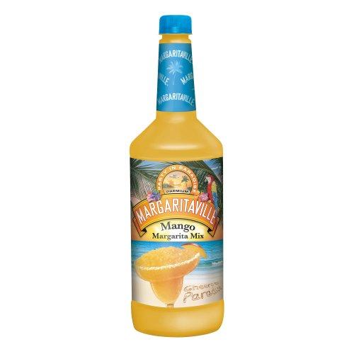 Margaritaville Mango Margarita Mix, 1 L bottles (Pack of 12)