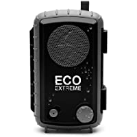Eco Extreme 3.5mm Aux Waterproof Portable Speaker Case (Black)