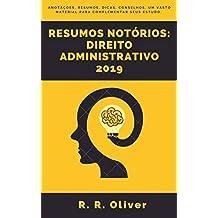 Resumos Notórios: Direito Administrativo 2019