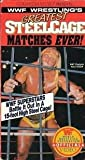 WWF: Wrestlings Greatest Steelcage Matches Ever! [VHS]