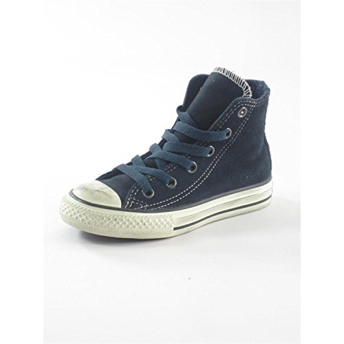 CONVERSE HI SUEDE DARK ALL STAR MARINO