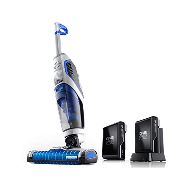 Hoover ONEPWR Cordless FloorMate Jet Hard Floor and Rug Cleaner with Additional 3Ah...