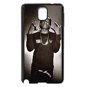 Samsung Galaxy Note 3 Cell Phone Case Black ASAP Rocky U3599636