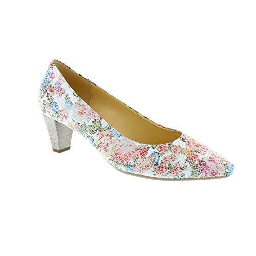 Reveal 140 - Flower Garden White 41