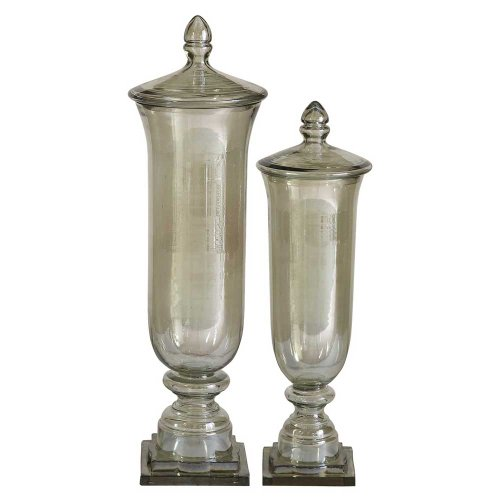 Uttermost Gilli Containers, Set of 2 by Uttermost