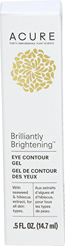 ightening Eye Contour Gel, 0.5 Fl. Oz. (Packaging May Vary) (Brightener Skin Brightening Gel)