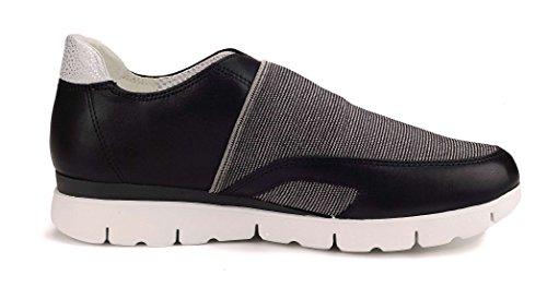 Femme Move The Sneaker Noir Flexx Elastic wU761OHW