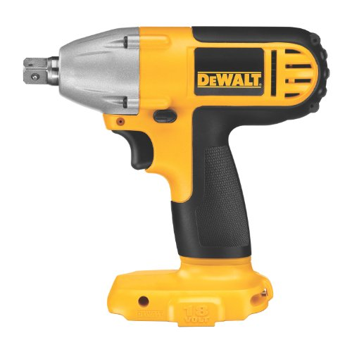 DEWALT-Bare-Tool-DC821B-18-Volt-12-Cordless-Impact-Wrench-Tool-Only-No-Battery