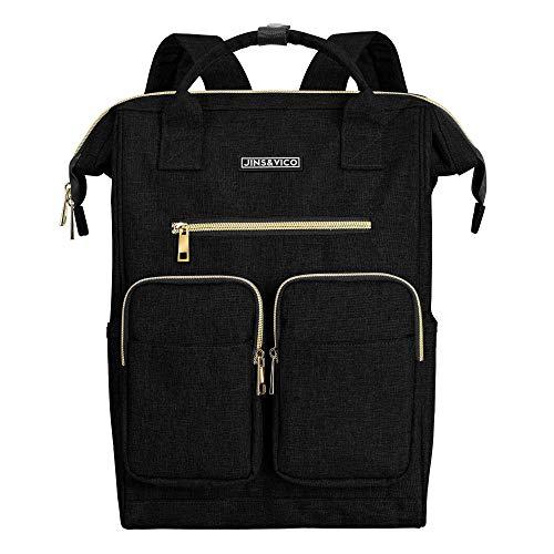 JINS&VICO Travel Backpack, Wear-Resistant Computer Bag Unise