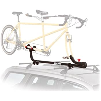 Yakima SideWinder Tandem Fork Mount Rooftop Bicycle Carrier